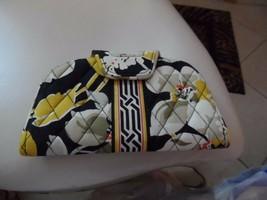 Vera Bradley Kiss'n snap wallet in Dogwood Pattern - $50.00