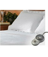 Sunbeam - 2091325 - Quilted Heated Mattress Pad - Twin - $54.40