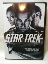 Star Trek (DVD, 2009) - $0.74