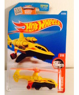 2016 Hot Wheels Sky Knife - HW Rescue 2/10 - B Case 212/250 NIP - $2.96