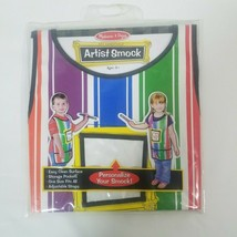 Melissa & Doug Child's Artist Smock One Size Arts Crafts Paint #4219 New - $9.69