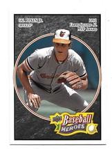 2008 Upper Deck Baseball Heroes Cal Ripken Jr. Baltimore Orioles Card #16 - $0.98