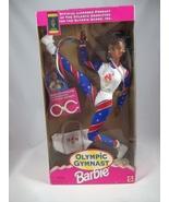 Barbie Olympic Gymnast - Africian American - 1995, Mattel# 15124-Sealed/NIB - $34.99