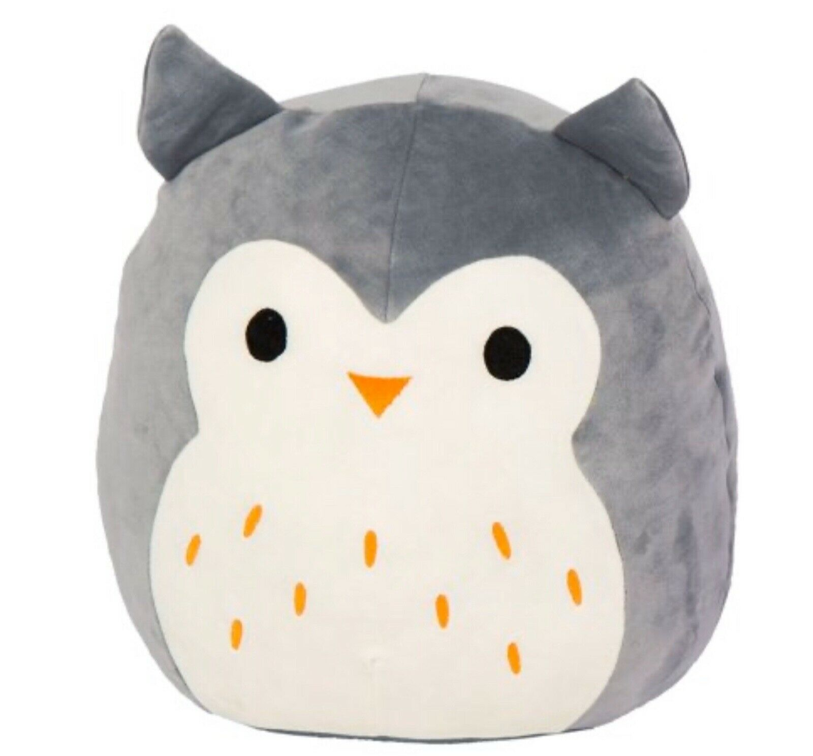 "Primary image for Squishmallows 5"" Hoot the Gray Owl  Soft Plush Toy Teddy Bear"