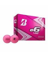 Bridgestone 2019 e6 Lady Golf Balls (One Dozen) - $40.18