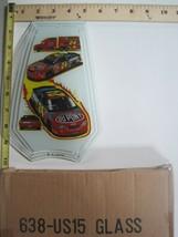 FREE US SHIP OK Touch Lamp Replacement Glass Panel NASCAR Jeff Gordon 63... - $9.75