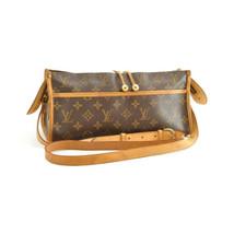LOUIS VUITTON Monogram Popincourt Long Shoulder Bag M40008 LV Auth cr126 - $450.00