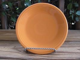 "Fiestaware~7"" Salad Plate~Orange - $5.94"