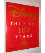 Paperback Book Walt DISNEY THE FIRST 100 YEARS Updated Ed Mickey Donald ... - $66.28
