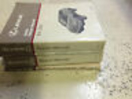 2002 LEXUS RX300 RX 300 Service Shop Repair Manual SET FACTORY E EWD & TRANS x image 2