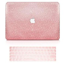 TOP CASE - 2 in 1 Bling Hard Case + Keyboard Cover Compatible with MacBo... - $24.53