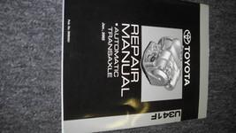 2003 2004 2005 2006 Toyota U341F Automatic Transaxle Service Repair Shop Manual - $19.79
