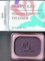 Mary Kay Powder Perfect Eye Color Lavender Mist 4988 Eye Shadow - $11.99