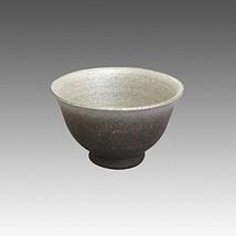 TOKYO MATCHA SELECTION - Flat Black & White - Tokoname Pottery Tea Cup :... - $38.60