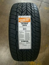 245/45R19 Vogue Tyre CUSTOM BUILT RADIAL VIII 102V XL WHITE/GOLD (SET OF 4) - $1,199.99