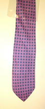 Brooks Brothers Basics Pure Silk Made In Usa Purple Men's Neck Tie RN99458 - $7.46