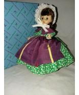 Madame Alexander 560 Canada Girl 7 1/2 in Doll Vintage International Dol... - $9.99