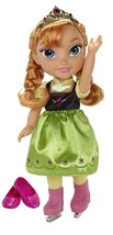 Ice Skating Princess Anna Frozen Toddler Doll Disney, 3+ Years - €25,20 EUR