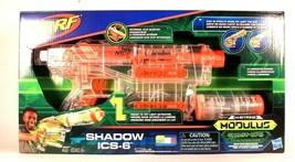 Hasbro Nerf N-Strike Modulus Ghost Ops System Shadow ICS-6 Blaster Barrel Darts - $49.99