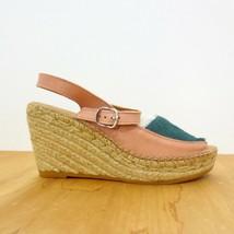 8 US - Naguisa Anthropologie $228 Ruca Espadrille Sandals NEW w/ Box 1122CT - $75.00