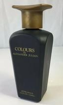 Vintage Colours After Shave by Alexander Julian Paul Sebastian USA 100 m... - $42.57
