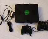 Original Xbox- opened - $81.00