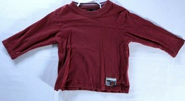 The Childrens Place Boys Red Long Sleeve T Shirt Size 24 Months  Basketb... - $9.90