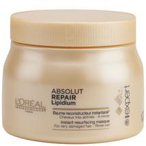 L'Oreal Professionnel Absolut Repair Lipidium Masque (500ml) - $83.13