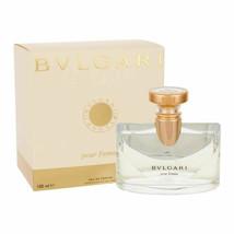 Bvlgari pour Femme Eau de Parfum 3.4oz/100ml EDP Bulgari Perfume for Wom... - $246.37