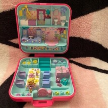 Bluebird 1989 Vintage Polly Pocket Partytime Surprise Compact Toy & 1 Doll - $44.99