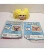 "Kidskins Sort Sculpture Doll Kit Medium 10"" - 12"" Yellow Hair - $8.79"