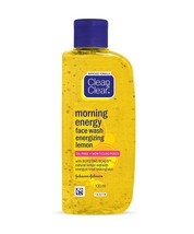 Clean & Clear Morning Energy Lemon Face Wash,100ml,Pack of 2 For Oily Skin - $13.39