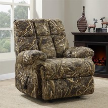 Dorel Living Real Tree Camouflaged Rocker Recliner - $344.82