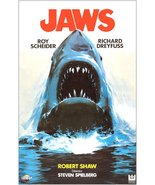 JAWS European Movie Promo Stand-Up Display - Collectibles Entertainment ... - $15.99