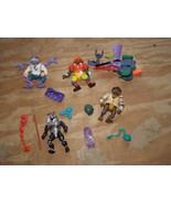 Teenage Mutant Ninja Turtles Action Figure Lot Playmates #6 - $39.99