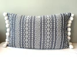 Inabel lumbar pillow cover - $45.00