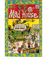 Archie's Madhouse Comic Book #61, Archie 1968 FINE+ - $15.44