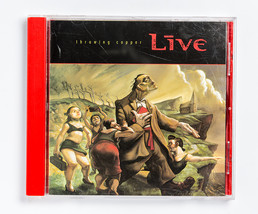 Live - Throwing Copper - Alternative Rock Music CD - $4.65