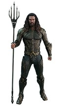 Hot Toys DC Comics Justice League Aquaman 1/6 Scale Figure - $345.02