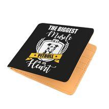 Mens Wallet Personalized Minimalist Bifold Custom Wallets Gift For Men  - $21.98