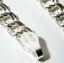 STERLING SILVER CHARM LINK 060 BRACELET Width: 4.2mm image 4