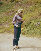 Donna Douglas in The Beverly Hillbillies standing in road with flower 16... - $69.99