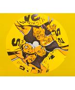 "MICHIGAN'S FAB 5 SKATEBOARD DECK,  Canadian Rock Maple!  New!  33"" X 8.5"" - $35.00"