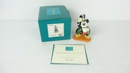 Disney WDCC 41135 Member's Only Magician Mickey Mouse On With the Show w... - $104.99