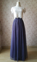 Maxi tulle skirt purple 780 3 thumb200