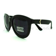 Round Oval Frame Sunglasses Womens Modern Fashion Eyewear - $6.95