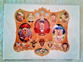 Disney Wonderground Gallery Country Bear Jamboree Art Postcard, NEW - $13.95
