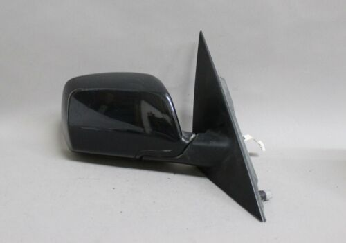 Primary image for 2004 2005 2006 BMW X3 RIGHT PASSENGER SIDE POWER BLACK MEMORY DOOR MIRROR OEM