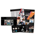 David Bowie Presentation Pack Great Britain - Royal Post Stamp Limited  ... - €14,29 EUR