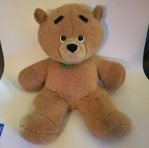 """34"""" VTG ANIMAL FAIR TED E BEAR WHO SLEPT THROUGH CHRISTMAS STUFFED ANIMA... - $167.37"""